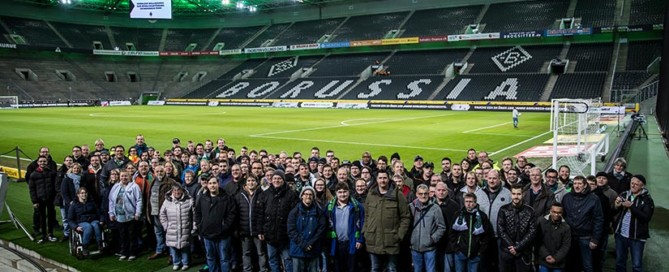 News Haus Freudenberg - Zu Gast bei der Borussia