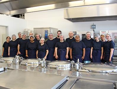 Team Geldern - Gastronomie und Großküche | Haus Freudenberg