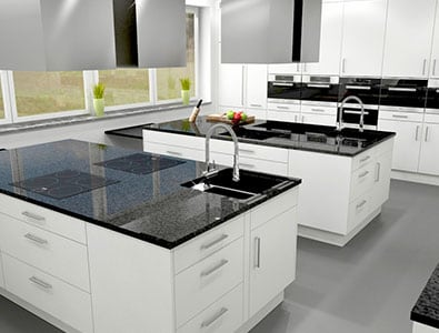 Großküche in Schulungseinrichtung - Haus Freudenberg