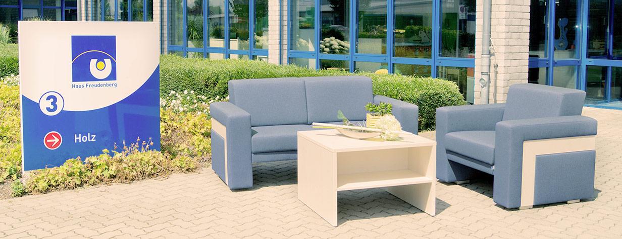 F.Design Sitzmöbel von Haus Freudenberg