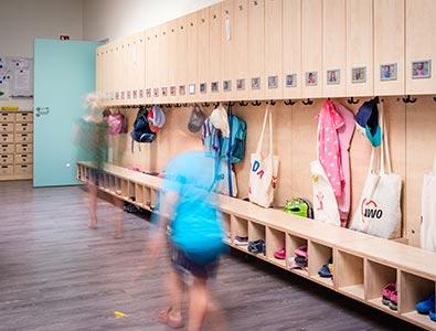 Möbelproduktion - Kindergarteneinrichtung - Haus freudenberg