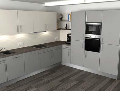 Küchen von Haus Freudenberg - Möbelproduktion