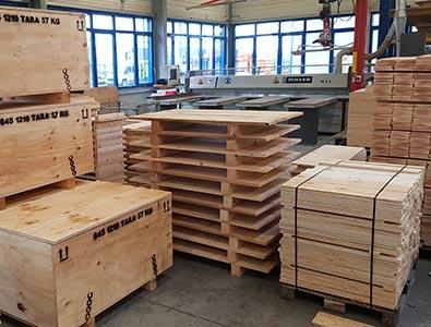 Paletten, Kisten und Verpackung von haus Freudenberg