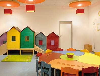 F.Design - Kindergarteneinrichtung